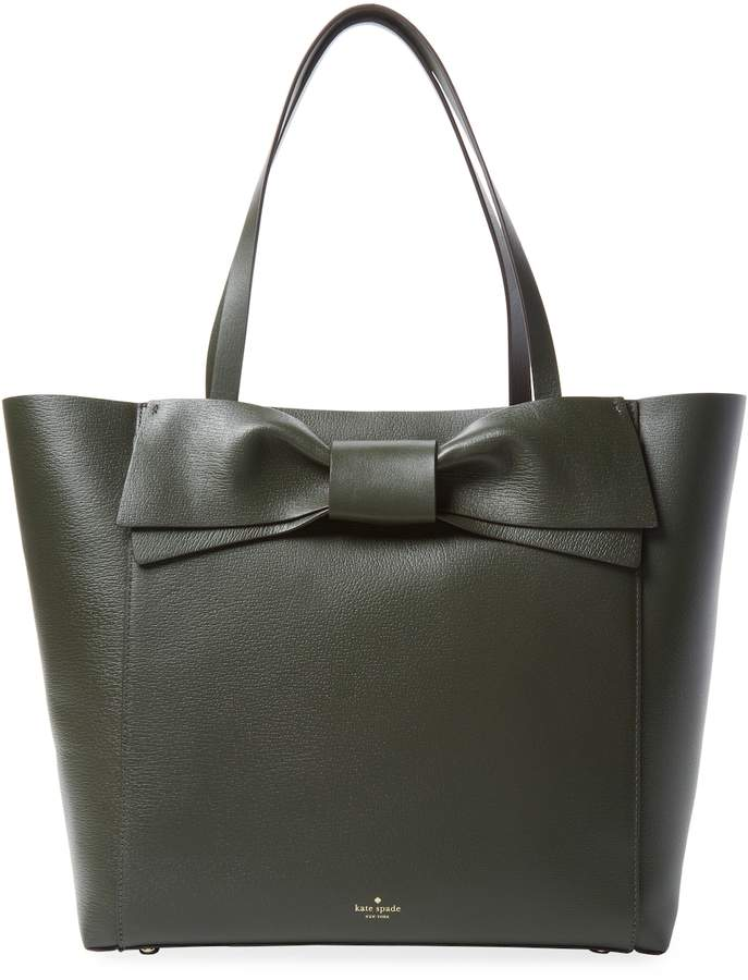 Kate Spade New York Women's Savannah Leather Tote Bag