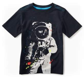 Tea Collection Astronaut Graphic T-Shirt