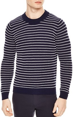 Sandro Yachting Sweater $345 thestylecure.com