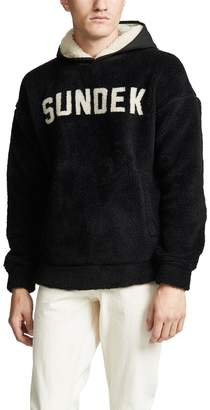 Sundek Kangaroo Fleece Sweatshirt