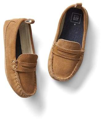 Slip-on moccasins $39.95 thestylecure.com