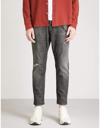 The Kooples Straight regular-fit denim jeans