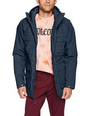 Volcom Men's Renton Heavy Weight Winter Parka Jacket