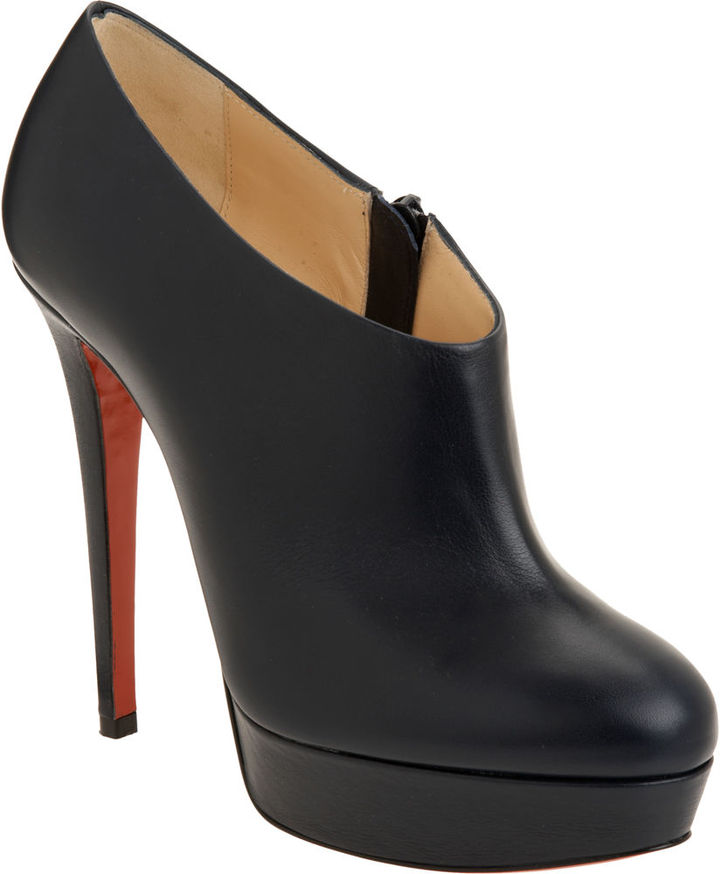 Christian Louboutin Moulage - Dark Blue