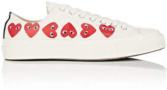 Comme des Garcons Men's Chuck Taylor 1970s Sneakers