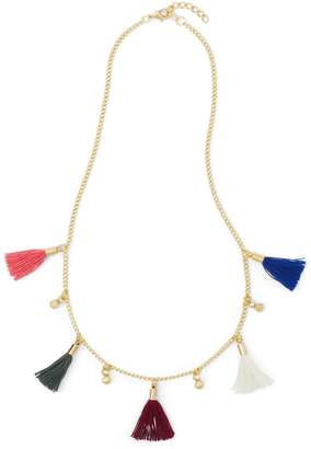 Crazy 8 Crazy8 Tassel Necklace