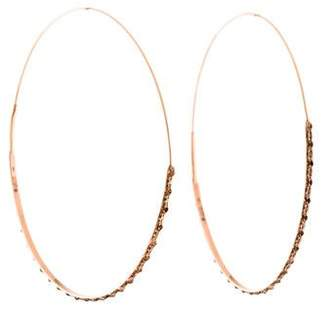 Lana 14K Large Glam Magic Hoop Earrings