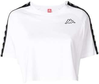 Kappa Avant cropped T-shirt