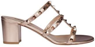 Valentino Rockstud Spike Sandals