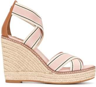 Tory Burch Frieda wedged sandals