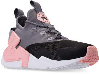 Nike Little Girls' Huarache Drift Casual Sneakers from Finish Line