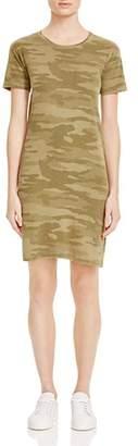 Current/Elliott Camo Tee Dress