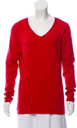 Saks Fifth Avenue Rib Knit Cashmere Sweater