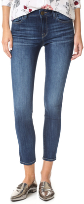 DL1961 Margaux Ankle Skinny Jeans $188 thestylecure.com