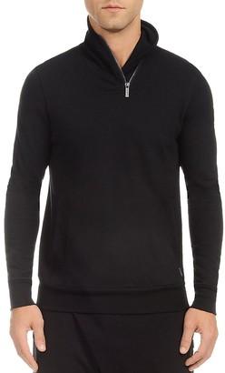 2(X)IST Incline Half-Zip Pullover $88 thestylecure.com