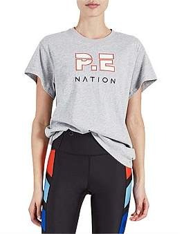 P.E Nation The Double Track Tee