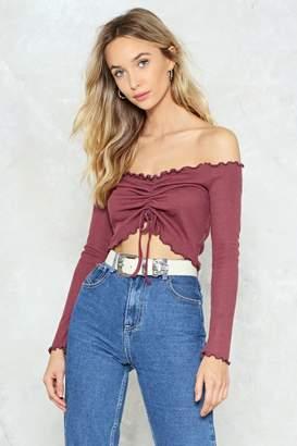 074eff1585e4ed Nasty Gal Red Off Shoulder Tops For Women - ShopStyle Australia