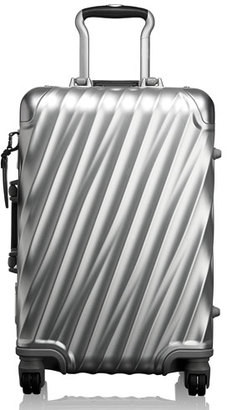 Tumi 19 Degree Aluminum International Carry-On $995 thestylecure.com