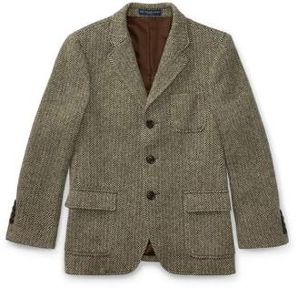 Ralph Lauren Merino Wool-Blend Sport Coat