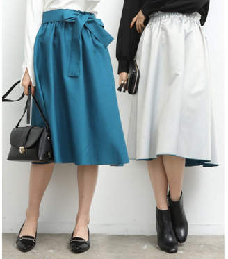 ViS (ビス) - ViS リバーシブルリボンスカート