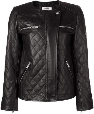 Etoile Isabel Marant Kadya leather jacket