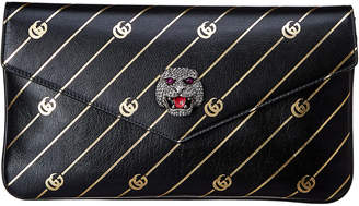 Gucci Broadway Leather Clutch