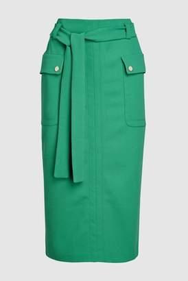 Next Womens Black Pencil Skirt