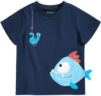 First Impressions Baby Boys Fish Graphic T-Shirt