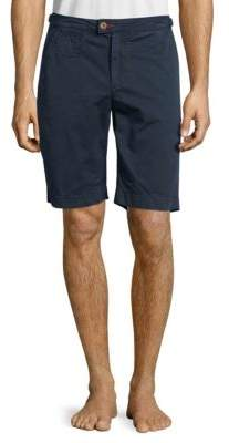 Psycho Bunny Classic-Fit Cotton Shorts