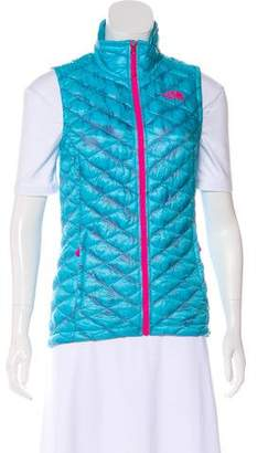 The North Face Quilted Insulated Vest