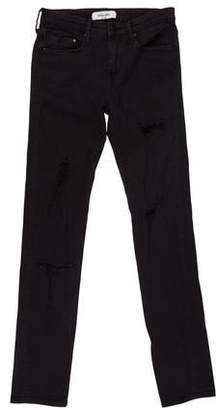 Rachel Comey Distressed Skinny Jeans