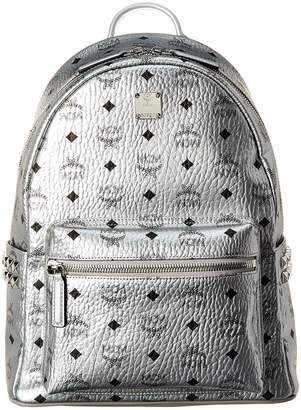 MCM Stark Studded Visetos Backpack