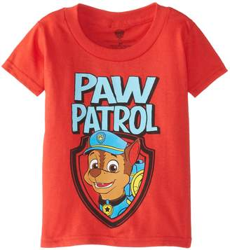 Nickelodeon Paw Patrol Little Boys' Toddler Group T-Shirt