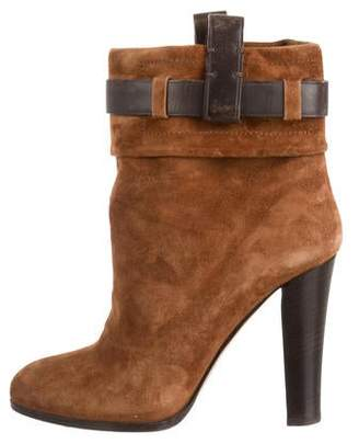 Reed Krakoff Suede Ankle Boots
