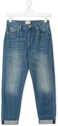Bellerose Kids TEEN stonewashed jeans