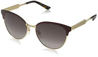 Gucci Women's GG0074S 004 Sunglasses