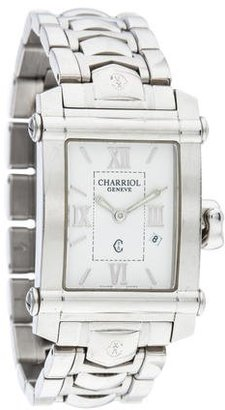 Charriol Colvmbvs Watch $375 thestylecure.com