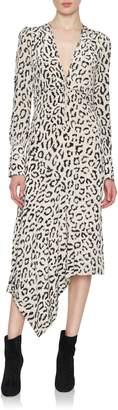 A.L.C. Eden Long Sleeve Ziggy Dress