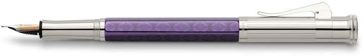 Graf von Faber-Castell Limited Edition Heritage Ottilie Fountain Pen, Purple