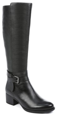 Naturalizer Kane Wide Calf Riding Boot