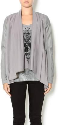 Double Zero Dove Grey Jacket