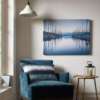 Art For Home Ink Ombre Cushion