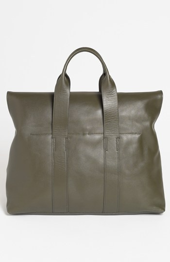 3.1 Phillip Lim '31 Hour' Leather Tote, Large