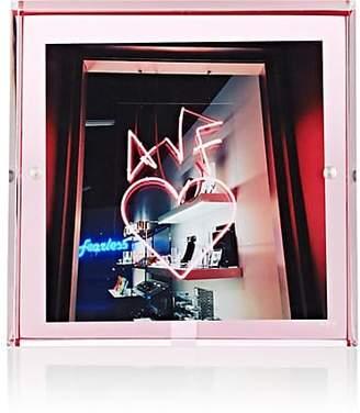 """Alexandra Von Furstenberg Voltage 5"""" x 5"""" Picture Frame - Rose"""