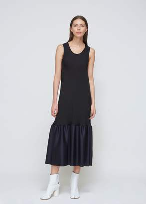 Maison Margiela Silk Georgette Dress