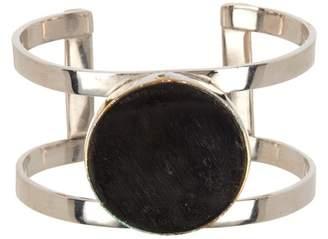 Soko Horn Circle Kizimba Cuff Bracelet