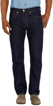 Levi's 505 Regular-Fit Rinse Jeans