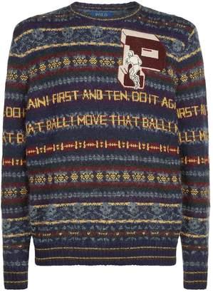 Polo Ralph Lauren Fairisle Crew Neck Sweater
