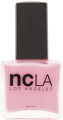 NCLA Nail Lacquer in Pink. $16 thestylecure.com