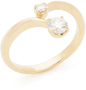 Gilt Sweet Jewelry Collection K18YG ダイヤモンド リング イエローゴールド 13